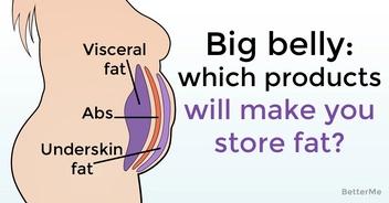 10 foods that make women gain weight