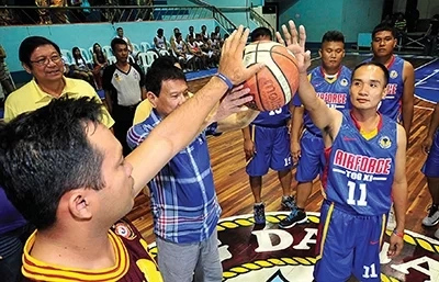 Duterte to watch Gilas Pilipinas vs. France?