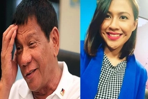 Another controversy in the making? Duterte singles out a female reporter during press briefing