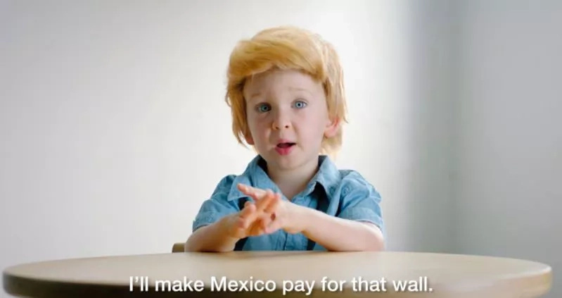 WATCH: Cute Kiwi kids expose Trump for the infant that he is