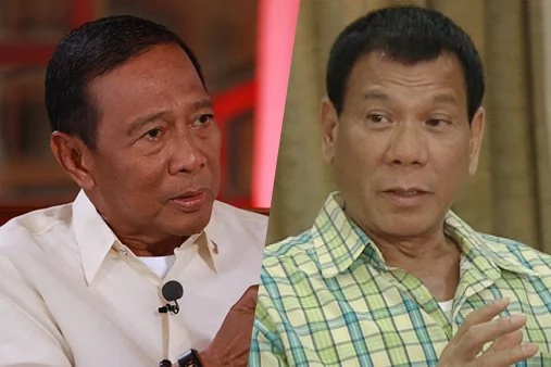 Duterte tells Binay: Pray and ask forgiveness