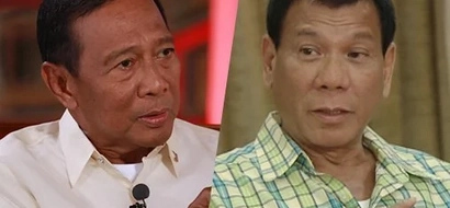 Binay vs Duterte: Two threaten each other to jail once elected