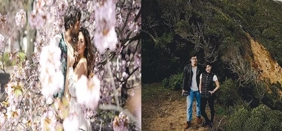 Bakasyon mode! Anne Curtis and bf Erwan in Australia; Solenn and hubby Nico in Japan