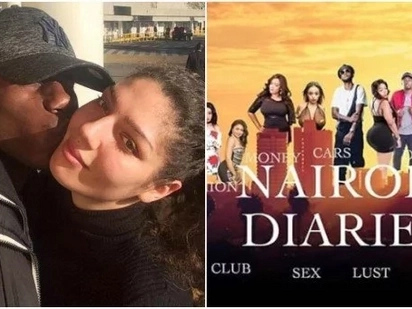London-bred Kenyan rapper accused of pushing Briton girlfriend from balcony make a debut on Nairobi Diaries