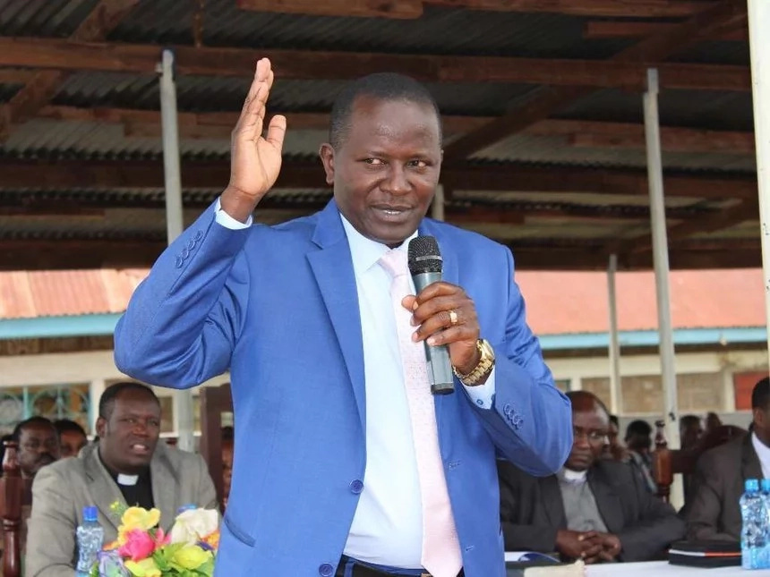 Jubilee politician denies ever meeting or driving Kalonzo to the airport