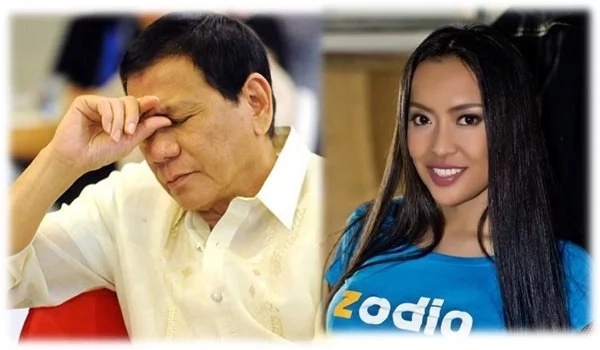 Mocha Uson says she is an 'OA Duterte supporter'