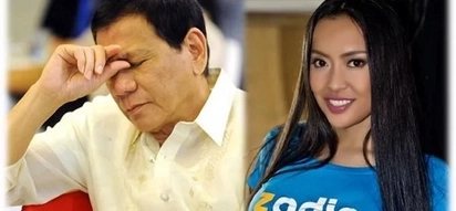 Aminado sya! Controversial Mocha Uson admits being an 'OA Duterte supporter'