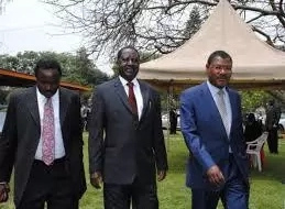 I have forgiven Raila - Moses Wetangula says