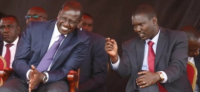 DP William Ruto calls on Kenyans to respect rule of law