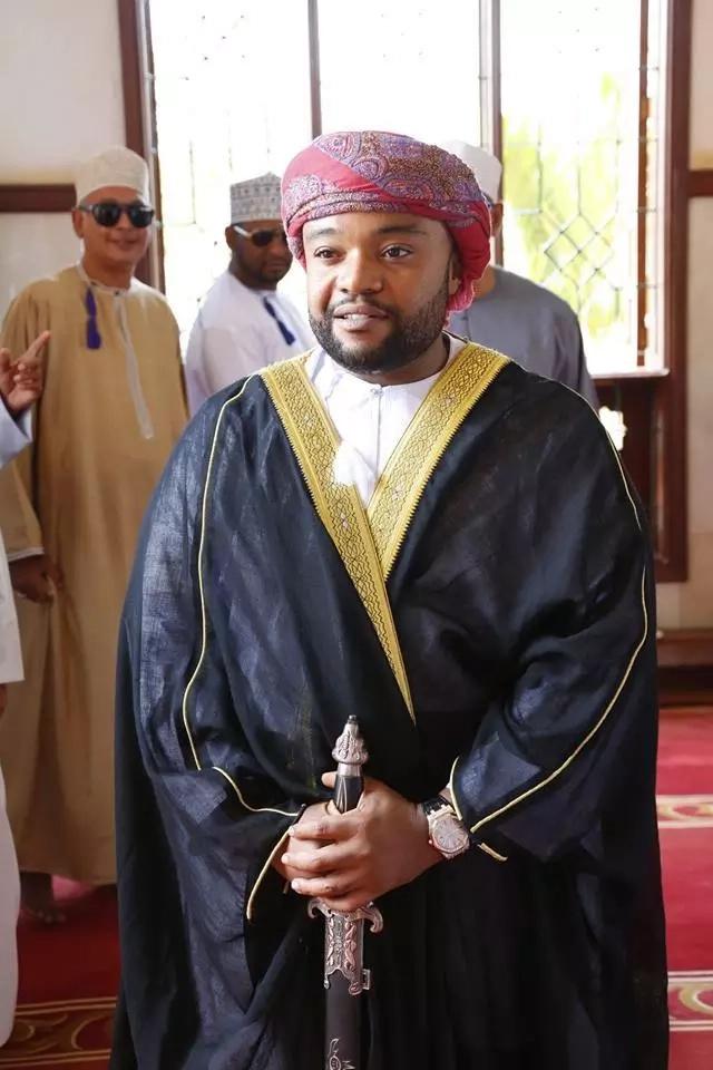 Joho ahudhuria harusi ya kifahari zaidi kuwahi kufanyika Mombasa (Picha)