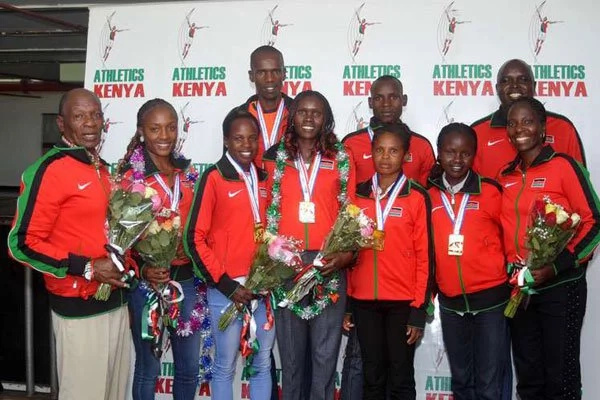 Kenyans aim to win more gold medals in Olympics
