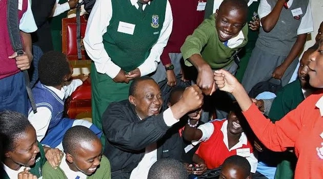 Uhuru signs bill allowing ranking of schools