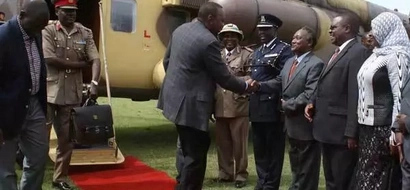 Uhuru dismisses critics who say that devolution in Kenya is a failure