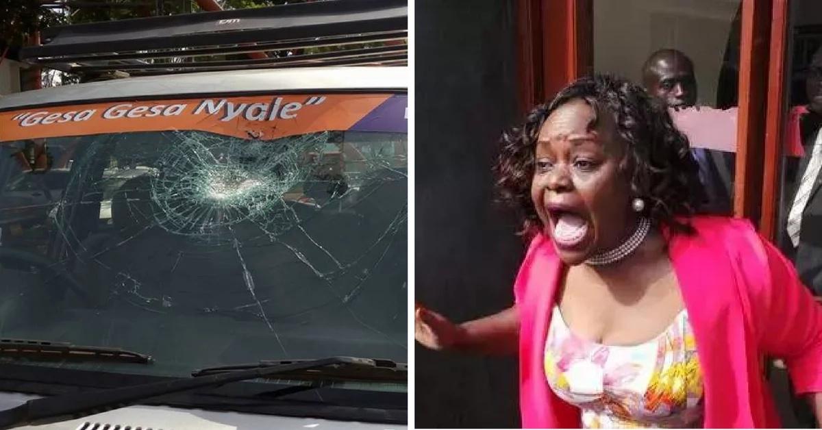 Mbunge Millie Odhiambo anasurika kifo