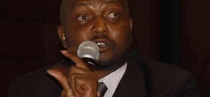 NASA is creating a route for Kenya to go to ICC-Moses Kuria