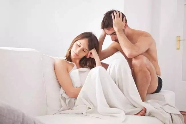She says no to having sex. What husband does is amazing