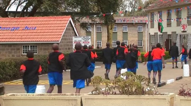 Starehe Boys' Centre protests against admission of Day Scholars