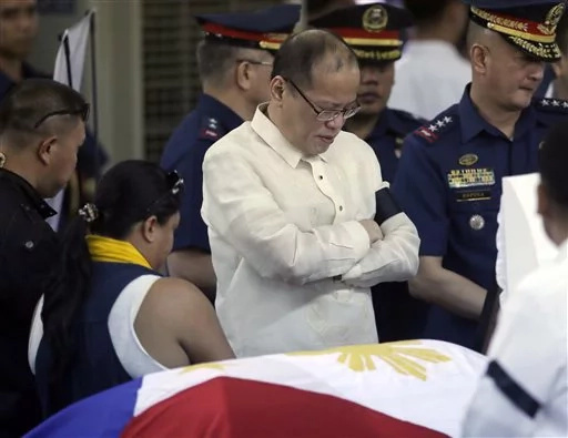 Aquino faces 3rd complaint over Mamasapano