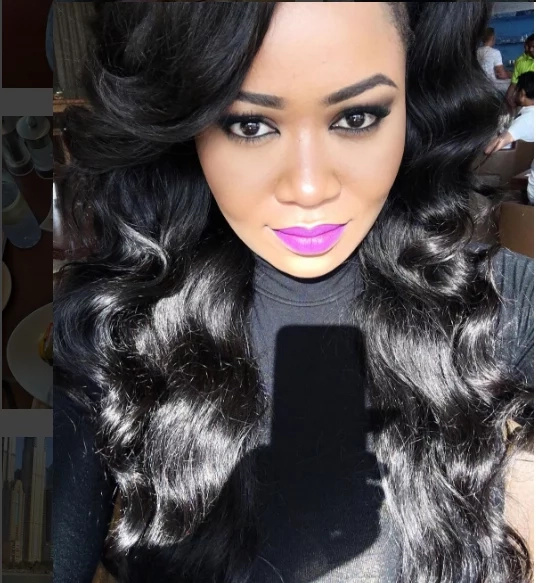 Vera Sidika shows of her sexy behind in these tight pants