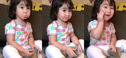 Saksakan ng kakyutan! Scarlet Snow wins her fans' hearts with these lovable photos