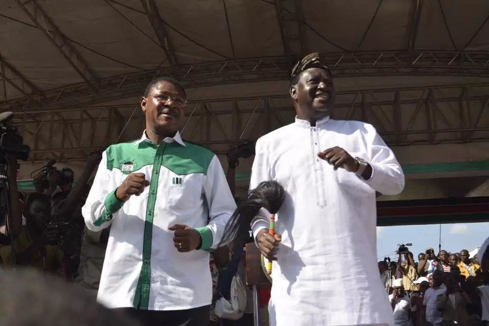 I must be on the ballot – Wetangula declares