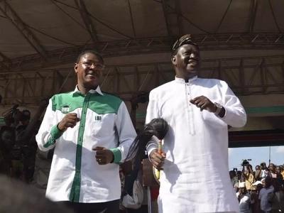 Mgogoro wa NASA waibuka Bungoma kutokana na hatua hii