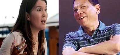 Pia Cayetano supports Duterte but disagrees with catcalling