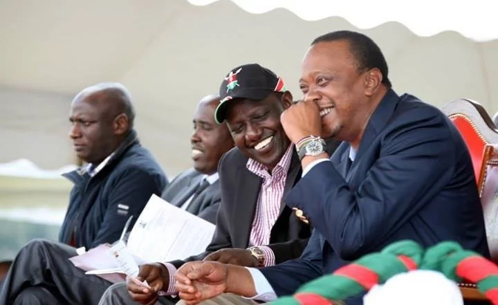 If you won't vote for Uhuru in 2017, you are MAD MP, says