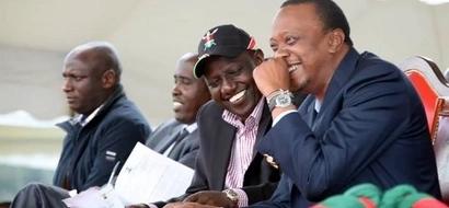 Is this President Uhuru Kenyatta's favourite  trouser? (photos)
