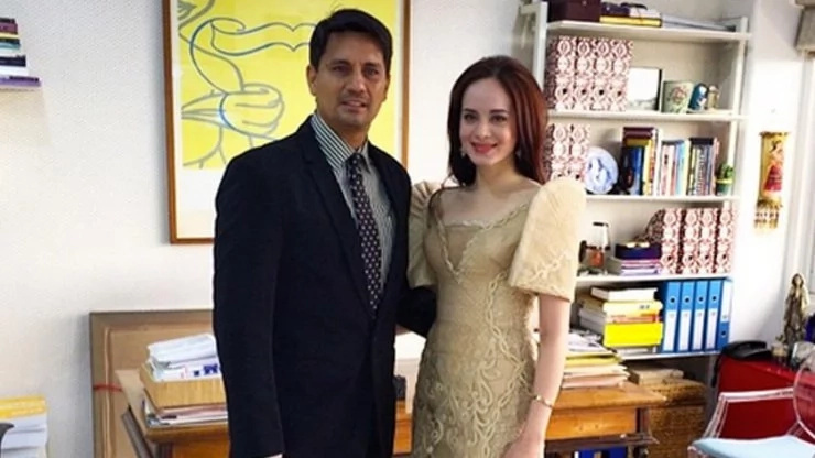 Richard Gomez responds haughtily to netizens asking for CHR vote of Lucy