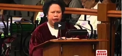 7 Miriam Defensor-Santiago moments guaranteed to make you laugh your ass off