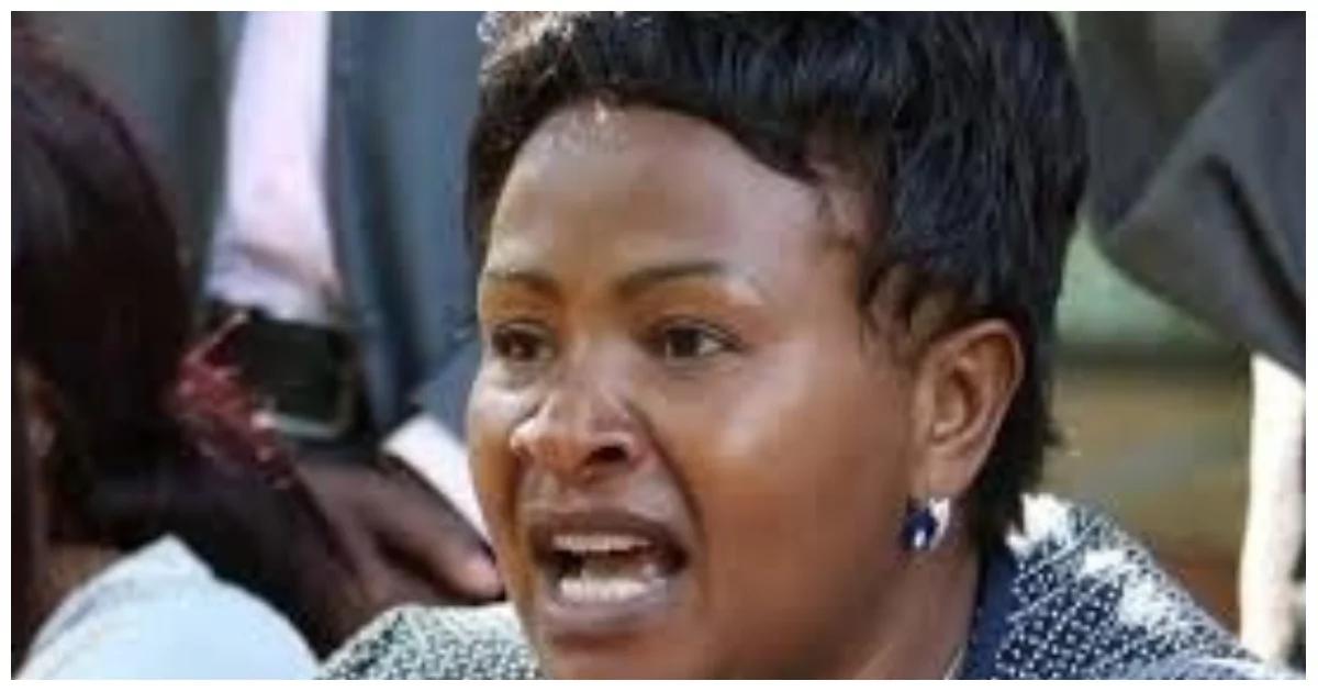 Blow to Wavinya as court upholds Mutua's win