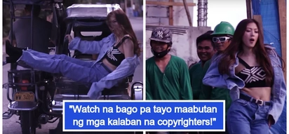 Hilarious video of Alex Gonzaga spoofing Ariana Grande's 'Into You' music video trends on YouTube