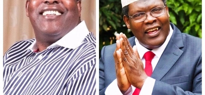 Miguna Miguna reveals how his former running mate abandoned him