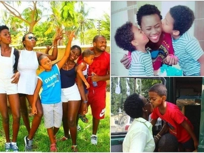 Kenya's richest female musician reveals the sad reality of getting kids with whites