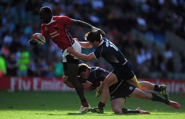 Kayange makes 150th try for himself and 1, 500 for Kenya in Las Vegas