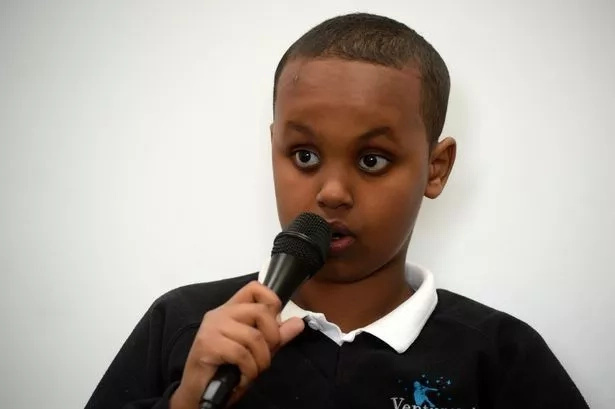Tearjerking! Boy, 9, who has never spoken a word SINGS for the first time (photos, video)