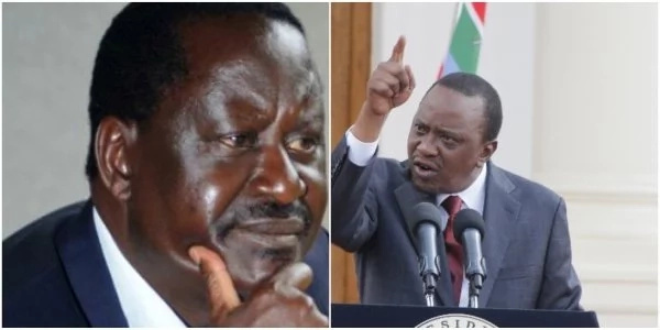 Has the West abandoned Raila Odinga and embraced Uhuru Kenyatta?