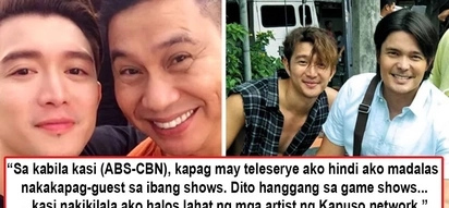 Laglagan mode si kuya ah! Jason Francisco allegedly tagged as 'walang utang na loob,' hits at ABS-CBN for not giving him enough TV appearances