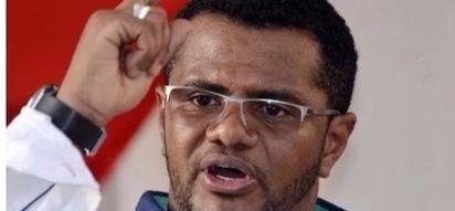 Toeni vyeti vya digrii vya Joho, Hassan Omar aiambia IEBC