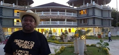 This is Mike Sonko's dream house and you most definitely can't afford to pay for it