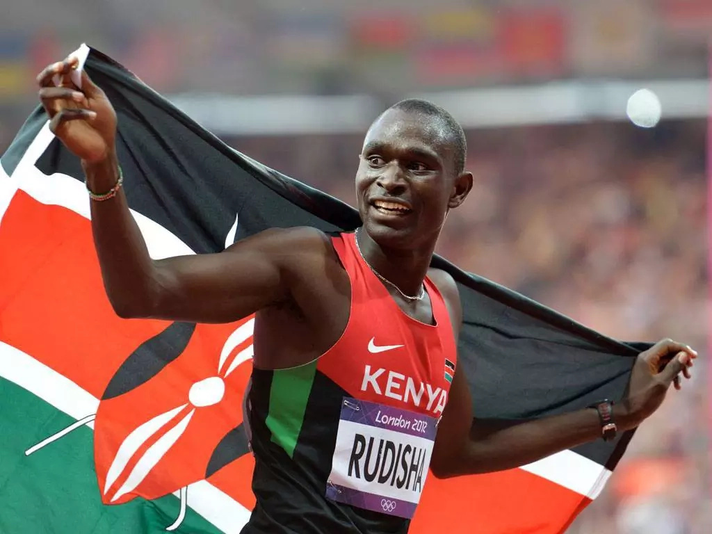 Rudisha loses again to Rotich at Stockholm Diamond League