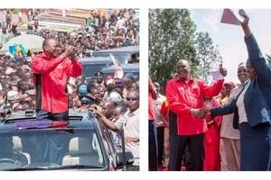 Uhuru's compensation exercise to Kisii IDPs suspended