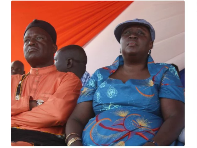 Arrest warrant issued against Raila Odinga's sister lifted