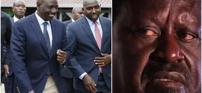 We respect the independence of IEBC and cannot set conditions like Raila-William Ruto