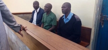 Boni Khalwale now risks being slapped with a life sentence