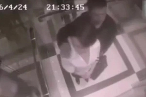Watch Woman on Elevator Beat the Hell Out of This Pervert!
