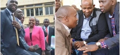 Married Jubilee senator's love affair with female colleague EXPOSED