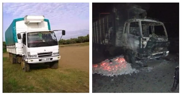 Governor Ngilu asks Kamba's to impound and burn any lorry ferrying charcoal from Kitui county