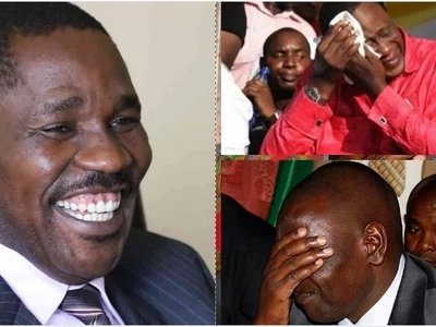 Wrangles in JUBILEE that forced Uhuru to cancel his Meru tour last minute
